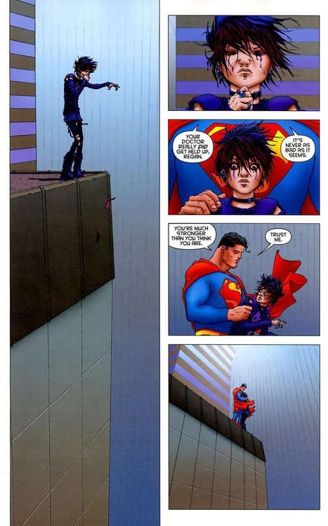 Remembering 'All Star Superman' On World Suicide Prevention Day | Comic Books | Scoop.it