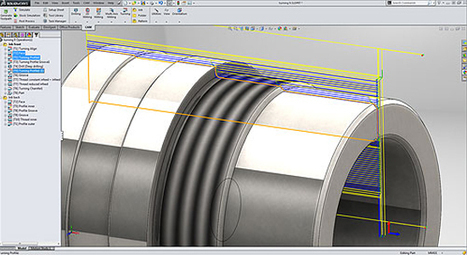 Autodesk Deliver Integrated CAM to SolidWorks Users   Autocad   Scoop.it