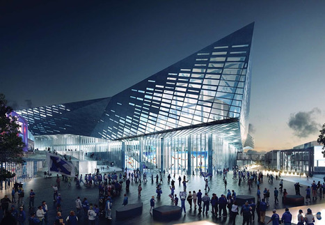 RUPP ARENA REINVENTION BY NBBJ | Parametric Design Efforts | Scoop.it