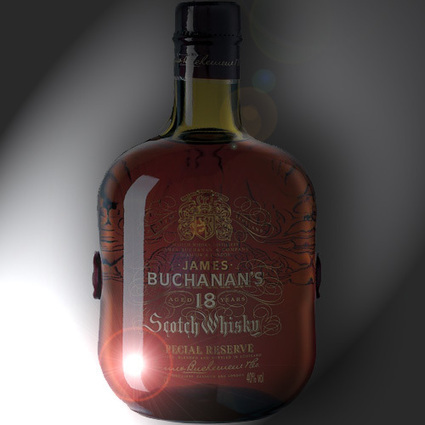 Buchanan's Blended Scotch Whisky - WhiskeyOK | The Top Whiskey Brands | Scoop.it