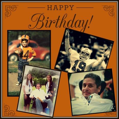 * Happy Heavenly 50th Birthday Michael! * | #ALS AWARENESS #LouGehrigsDisease #PARKINSONS | Scoop.it