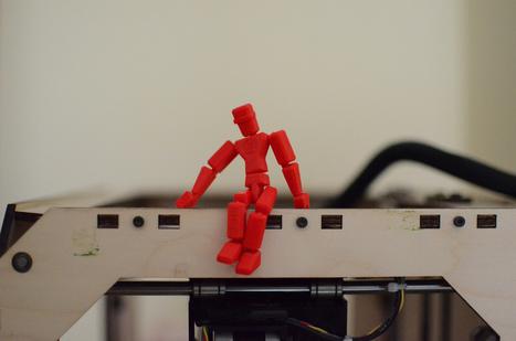 Prochain atelier d'initiation à l'impression 3D personnelle | [cat] | Ultra-lab | Fabrication numérique, Hardware libre, DIY | Scoop.it