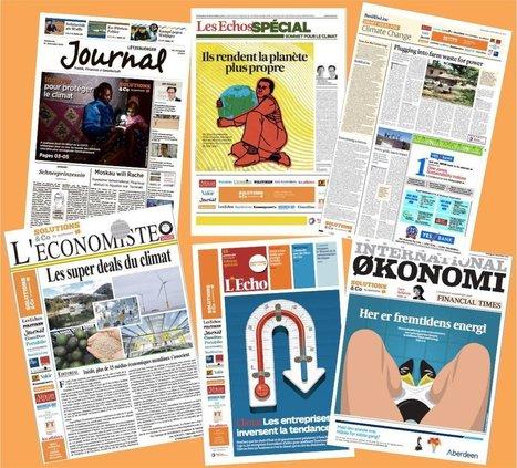 The power of journalism to change the world - Virgin.com | Social Entrepreneurship, Social Innovation | Scoop.it