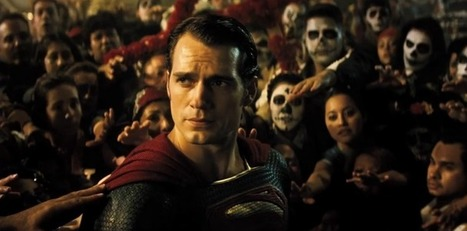Batman v Superman : le trailer - La Gazette du Geek | Actualité | Scoop.it