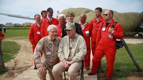 Un Américan retrouve l'avion qu'il pilotait le 6 juin 1944   IP VOUS RECOMMANDE...   Scoop.it