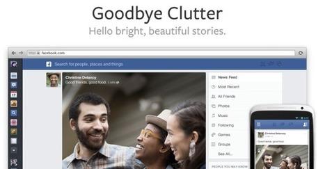 Neuer Facebook Newsfeed: Für viele Nutzer direkt Pflicht, keine Option zum Wechseln verfügbar. | Social Media Consulting | Scoop.it