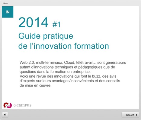 Guide pratique de l'innovation en formation | Les TICE | Scoop.it