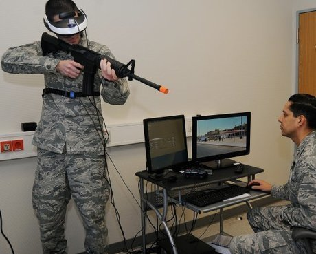 Virtual Reality Exposure Therapy helps resolve PTSD - United States Army | Veterans | Scoop.it