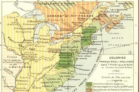Québec, Nouvelle France - Ce qu'il faut savoirsur le traité de Paris (1763) | Nos Racines | Scoop.it