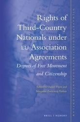 Rights of Third-Country Nationals under EU Association Agreements | New Books | Scoop.it
