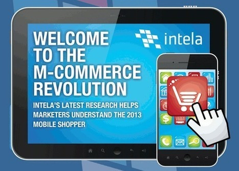 [Infographie] Un Américain achète 44% plus sur mobile que l'an dernier - FrenchWeb.fr | Anytime, Anywhere, Any device | Scoop.it