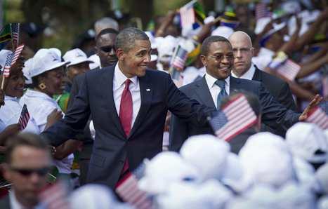 Obama to sign anti-poaching order on Africa trip | Rhino | Scoop.it