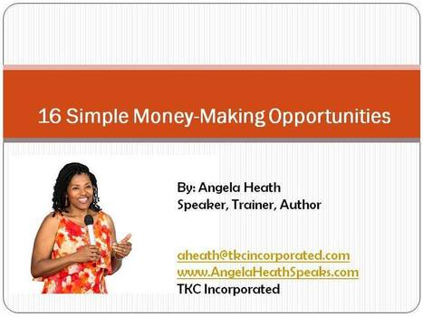 Who Said Making Money has to be Complicated? Free Report | baby boomer entrepreneurs | Scoop.it