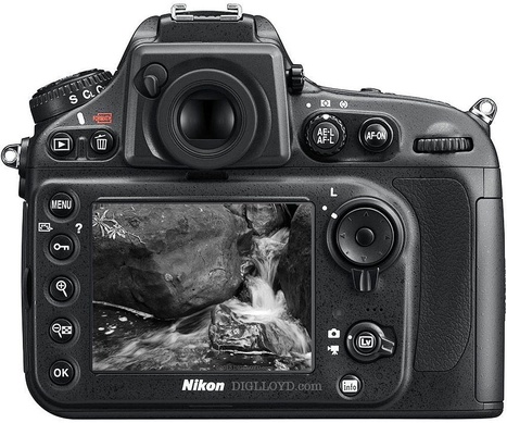 A 36-megapixel Pure Monochrome Camera (Modified Nikon D800) | Photography Gear News | Scoop.it