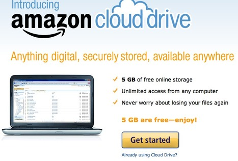 Amazon Cloud Drive: Learn More | Teaching in the XXI Century | Scoop.it