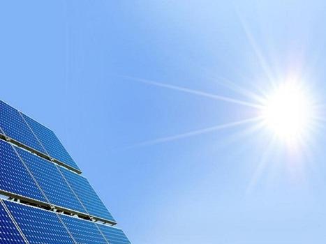 Rechargez votre smartphone grâce à l'énergie solaire imprimée en 3D - Additiverse.com | Cleantech & ENR | Scoop.it