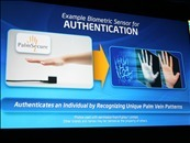 Intel veut exploiter les veines de votre main comme mot de passe universel | e-CRM & Web innovations | Scoop.it