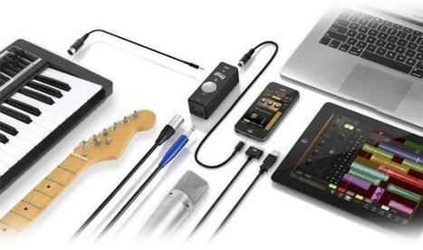 iRig PRO, conecta micrófonos XLR, jack o dispositivos MIDI a tu Mac, iPhone o iPad | iPad classroom | Scoop.it
