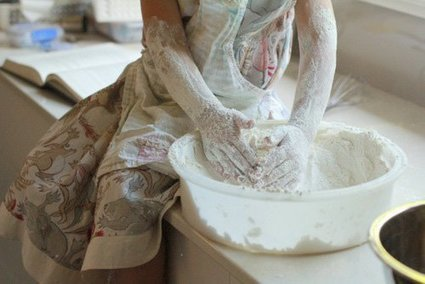 Active Learning Through Messy Play | Childhood101 | Parents & Children, Learn & Play | Scoop.it