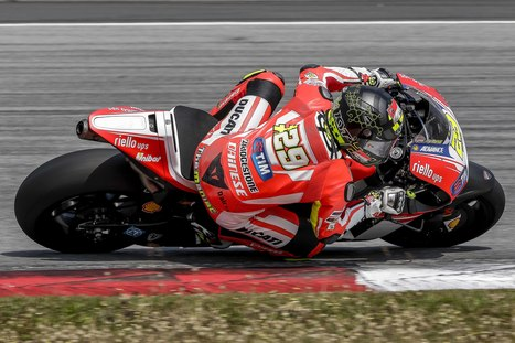 Ducati Team Sepang 2 Test, Day 2 Photo Gallery | Ductalk Ducati News | Scoop.it