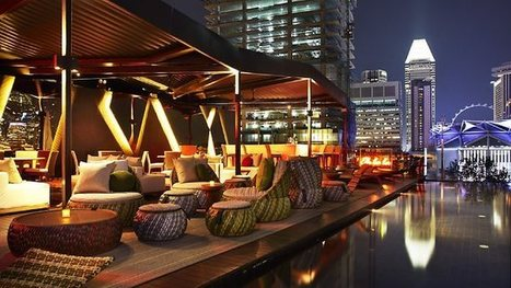 Hotel of the week: Naumi Hotel, Singapore - The Australian | Video conference Room Acoustics | Scoop.it