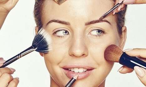 Two in three women 'wear too much make-up': Men say they prefer natural look | Kickin' Kickers | Scoop.it
