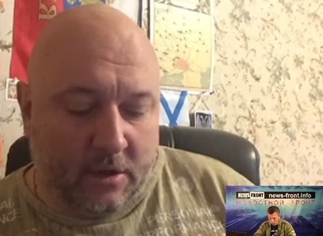 Reunification of Donbass with Russia is beginning in the skies over Syria - Marmazov | Global politics | Scoop.it