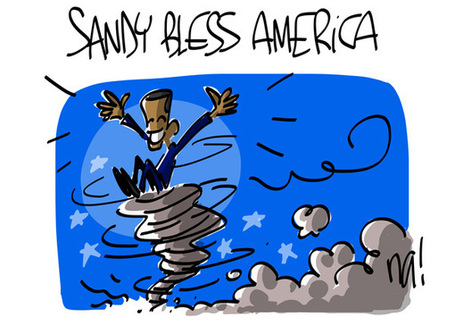 Sandy bless America | Baie d'humour | Scoop.it