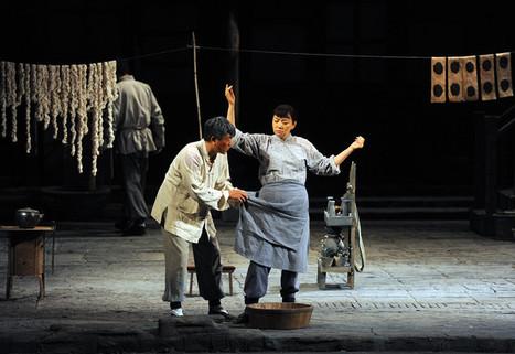 La pièce Wotouhuiguan inaugure la Foire culturelle de Beijing | French China | Kiosque du monde : Asie | Scoop.it