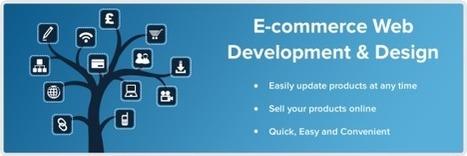 E-commerce Web Development: 3 Main Advantages Of  E-commerce Website | SparxITSolutions | Scoop.it