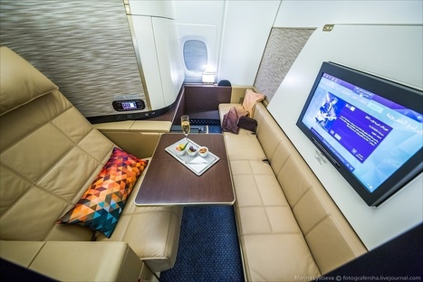 This iswhat travelling onthe most luxurious plane inthe world islike | CLOVER ENTERPRISES ''THE ENTERTAINMENT OF CHOICE'' | Scoop.it