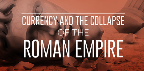 Infographic: Currency and the Collapse of the Roman Empire   IELTS, ESP, EAP and CALL   Scoop.it