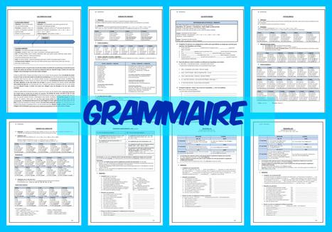 Fiche de grammaire : les pronoms compléments | FRANÇAIS BASIQUE | Scoop.it