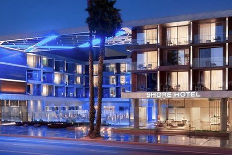 Shore Hotel is Santa Monica's newest and greenest | sustainable architecture | Scoop.it