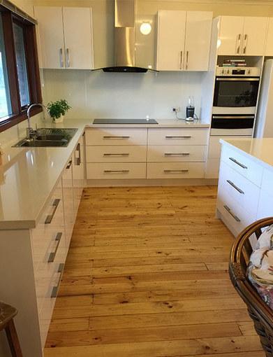 Modern Kitchen Design Ideas for Small & Luxury Kitchens   Kitchen Benchtops   Scoop.it