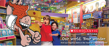 Scholastic Store SoHo | A must-see destination for kids of all ages | Transmedia 4 Kids: Creating Content For Children | Scoop.it