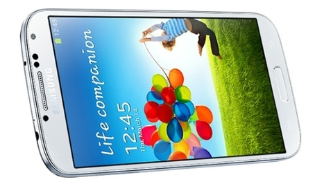 Galaxy S 4 on steroids: Samsung caught doping in benchmarks   Contemporary Art, Design and Technology   Scoop.it