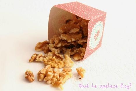 Bizcocho de café y nueces sin azúcar ~ Qué te apetece hoy? | Health and Medicine | Scoop.it
