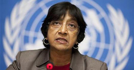 UN Security Council has 'failed' Syria: rights chief | Coveting Freedom | Scoop.it