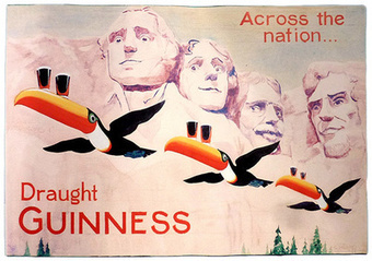 My Goodness! My Guinness!  - una serie inedita di Adv, Mai pubblicati dal birrificio | Viralab.it | Scoop.it