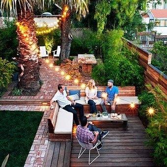How to design an entertainer's yard | Gardener's Life | Scoop.it