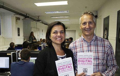 Diálogo sobre el factor r-elacional. Entrevista José Antonio Gabelas, Carmen Marta Lazo. | LabTIC - Tecnología y Educación | Scoop.it
