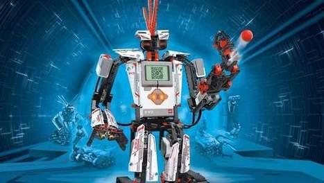 Lego's nieuwe bouw-een-robotkit is droom voor 'geeks' - Het Laatste Nieuws | Informatica in het voortgezet onderwijs | Scoop.it
