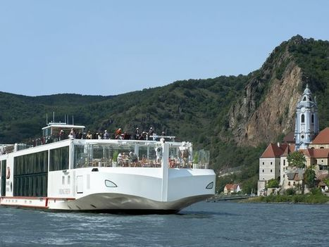 Viking River Cruises christens 12 new ships - USA TODAY | Explore River Cruises | Scoop.it