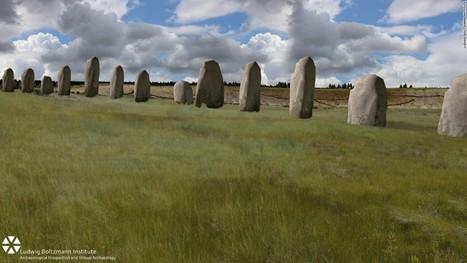 New 'Superhenge'? Remains found near Stonehenge | Vloasis sci-tech | Scoop.it