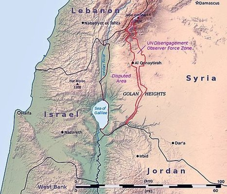 Israel Grants First Golan Heights Oil Drilling License To Dick Cheney-Linked Company | SecureOil | Scoop.it