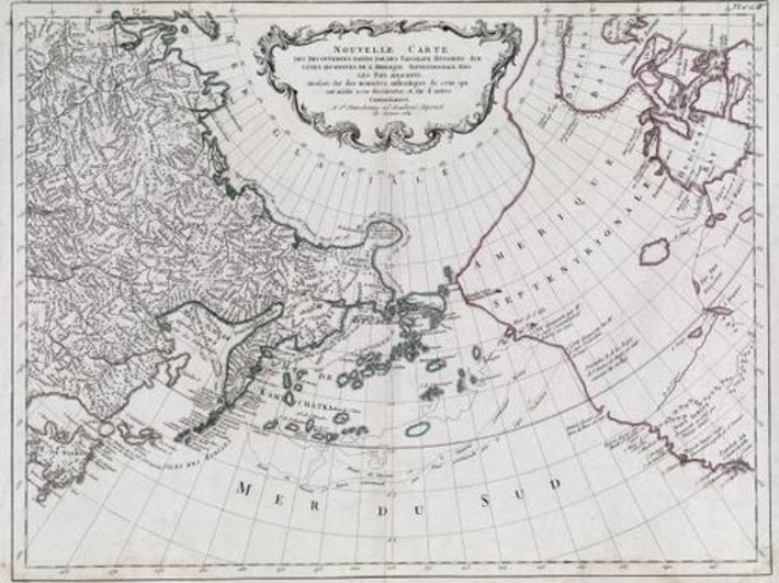 These Maps Show the Epic Quest for a Northwest Passage | National Geographic | Kiosque du monde : A la une | Scoop.it