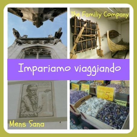 Un viaggio per imparare | Travelling with kids | Scoop.it