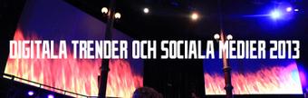 2013 och sociala medier – det som redan är blir bättre | Folkbildning på nätet | Scoop.it
