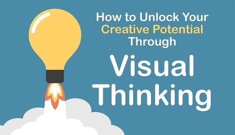 How to Unlock Your Creative Potential Through Visual Thinking | Educommunication | Scoop.it